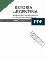 Historia Argentina en El Contexto Latinoamericano y Mundial (1850 Hasta Nuestros Días) - Ed. Santillana (2)