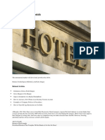 Gross Margin of Hotels.docx
