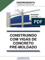 Construindo Com Vigas de Concreto Pre-Moldado