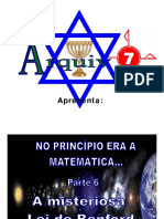 92 - No Principio Era a Matemática - Parte 6