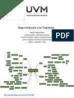 Mapa Mental introducción a los traductores