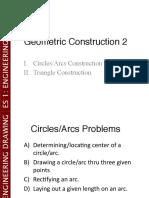 2 Geometric Construction-part2