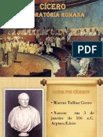 Cícero e a oratória romana