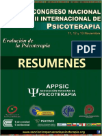 congreso internacional de psicoterapia