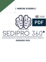 SEDIPRO 360 UC, Dinamica BOOM;  17-06-18.docx