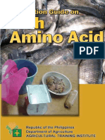 Fish Amino Acid Fertilizer