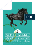 karichi amended