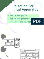 IP peralatan LIstrik