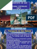 CAP II Transporte de GN y HC