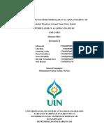 Indikator dan materi pembelajaran Al Qur'an Hadits MI