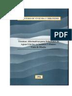 Estudio Diseño y Ejecución Sistemas de Aguas lluvias