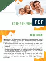 Propuesta Escuela de Padres