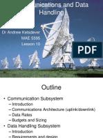 Communication & Data