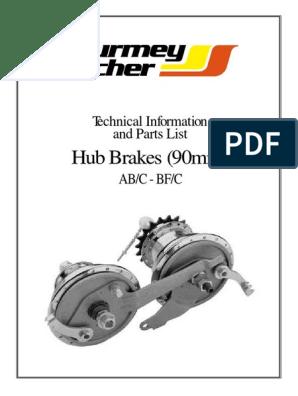 Sturmey Archer Small Parts Hub Part S//a Hsj-753 Cable Stop 19.1mm