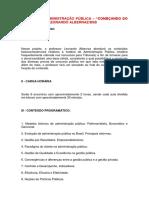 Gestão pública - EEPPG