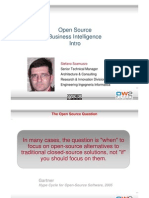 Open Source BI