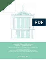 Palacio de Tribunales de Justicia de Santiago de Chile