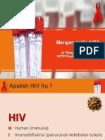 Mengenal HIV-AIDS Dr Ranggit Oktanita
