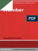 NUMBER -- Greville G. Corbett