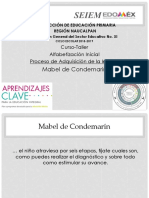2. Proceso de adquisición de la Lectura Mabel de Condemarín revisado.pptx