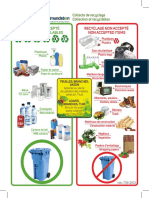 Guide de recyclage de la Ville d'Edmundston