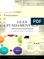 Lean Fundamentals Playbook