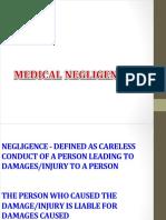 12- Medical Negligence