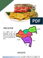 Region de La Amazonia Sebastian