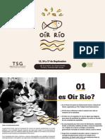 1º Encuentro de Gastronomía Social y Cultural Del Litoral