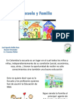 Presentacion Familia Educacion