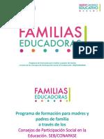 2_Familias Educadoras Para PNCE