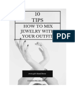 Mix Your Jewelry Tips