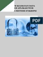 Sistem Keamanan Data Dalam Aplikasi Web