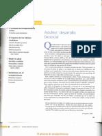 Berger, K, S. (2009). Psicología Del Desarrollo Adultez - Capítulo 4