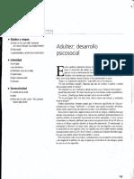 Berger, K, S. (2009). Psicología Del Desarrollo Adultez - Capítulo 6