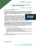1. Secundaria Caudillos de Guerrero