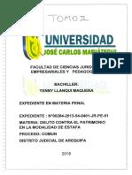 Exp Penal 248-2013 Tomo II