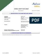 LEXAN Safety Sheet 3