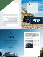 Mercedes Benz GLS Class 2019