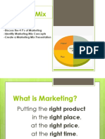 Marketing Mix Presentation - Copy