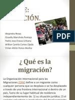 Debate Migracón