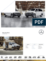 Mercedes Benz Metris 2019