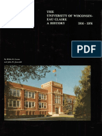 The University of Wisconsin Eau Claire a History 1916-1976
