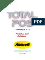Manual de Instalación v.2.2