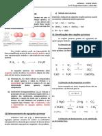 Reações Químicas - PISM II