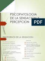 Semiología Percepción