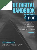 The Digital Handbook 2020