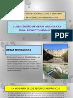Clase 2 de Diseno de Estructuras Hidraulicas