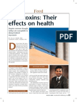 My Cot Ox Ins Their Effects on Health