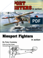 (Aircraft in Action 167) Peter G. Cooksley - Nieuport Fighters in Action-Squadron-Signal (1996)
